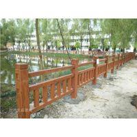 湖南仿木栏杆厂家制作工艺,仿木栏杆产品的使用手册