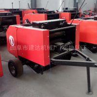 小麦秸秆打捆机 捡拾宽度1米捆草机 农业机械