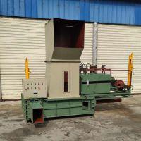 60吨带推包废纸压包机 金属铁片打包机 20吨立式液压打包机金佳