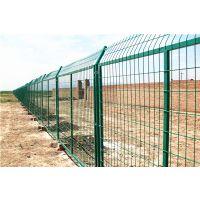 双边丝护栏 厂区护栏网 公路防护网