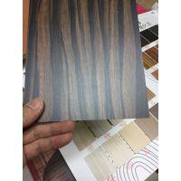 伊美家防火板5735缅甸檀木媲美富美家耐火板连锁餐饮装饰胶合板