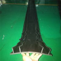 高筋背贴止水带A单面高筋橡胶止水带A橡胶制品价格生产厂家