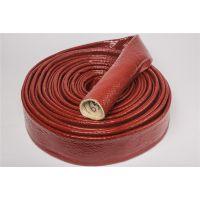 供应鑫茂牌耐高温防火套管 绝缘套管 电缆保护套管