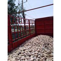 变电所鹅卵石 天然鹅卵石供应 5-8公分