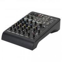 6通道 旋钮式 带效果器 模拟调音台 L-PAD 6X