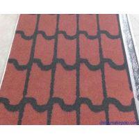 彩色立体SBS改性沥青防水卷材 屋面防水防潮材料卷板