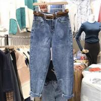 新款低价牛仔裤清仓便宜牛仔裤库存尾货女士小脚裤厂家批发