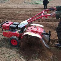 7.5马力双齿轮旋耕机 双齿轮箱除草松土机 宏兴牌开沟机价格