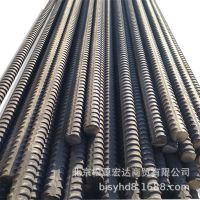 HRB400螺纹钢建筑钢筋盘螺免费切割调直钢城直销批发