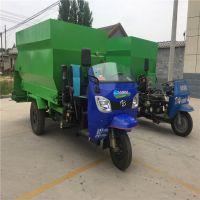 厂家热卖款畜牧养殖设备 撒料车 全日制粮喂料车