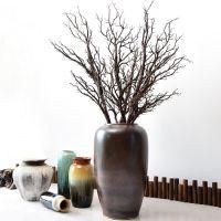 仿真树枝干树枝树干枯树枝树杆假树枝装饰客厅落地造型仿真树摆件