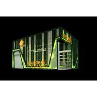 展厅设计风格 展位设计风格 广交会设计风格3D模型