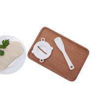 FaSoLa水饺模具包饺子器捏饺子夹包饺子器神器月牙形家用模具