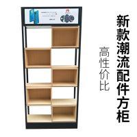广东厂家供应苹果体验店配件柜电脑数码展示桌组装节能