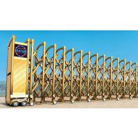 伸缩门送货上门包安装_厂家供应_质量有保证