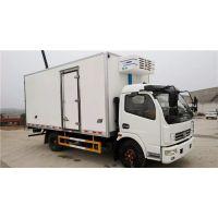 东风多利卡5.2米冷藏车,国五排放标准-冷藏车价格-冷藏车厂家