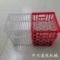 可重叠鸡蛋箱 42枚种蛋筐 鸡蛋托盘