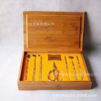 生活用品竹包装盒 家庭套竹包装盒 保健套竹包装盒 家庭套装