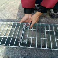 热镀锌钢格栅 插接钢格板规格 齿形网格栅哪里有