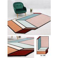 顺辰地毯手工定制地毯腈纶地毯羊毛地毯酒店地毯满铺地毯方块毯样板房地毯设计师专用地毯