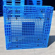 1210网格双面塑料托盘 绍兴塑料托盘 丽水塑料托盘 舟山塑料托盘