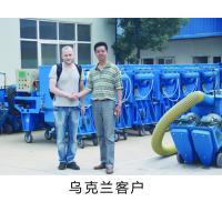 荆州水平移动式路面抛丸机 水泥路面抛丸清理机