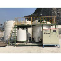 江苏搅拌站必备混凝土减水剂生产设备、南通聚羧酸母液合成设备生产线安装规划