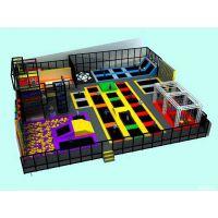 淘气堡儿童乐园设备室内游乐场设施蹦床公园大小型组合式拓展设备厂家直销