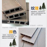 提供市政工程景观 木塑实心地板 园林小品等塑木产品