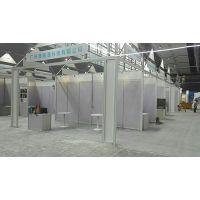 广州优质展览搭建厂家 铝型材展架搭建 广交会展架搭建 八棱柱展板租赁