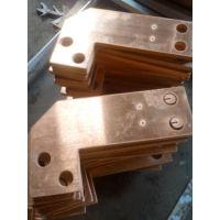 东莞铜排水切割加工(冲孔、腰形孔、外形异形切割)