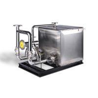 浙江伟泉不锈钢一体化污提设备全自动污水提升装置污水处理隔油一体化设备