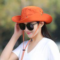 幅子旅游帽子女士太阳帽学车防晒神器冒子户外百搭出游夏季