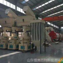 全国新型立式环模颗粒机|秸秆稻壳制粒生产线