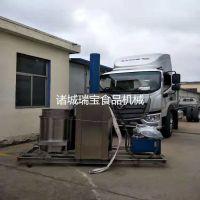 瑞宝YZ-100型果酱压榨机 全自动出料压榨机