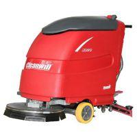 热销克力威XD20全自动洗地机 大吸力清扫干净噪音低