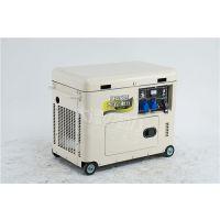 永磁8kw敞开式柴油发电机价格厂家