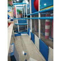菏泽亲子互动乐园游乐设备 木质儿童滑梯