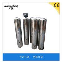 专业生产304不锈钢过滤桶全自动反冲洗石英砂过滤器玻璃钢罐体
