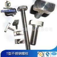 不锈钢T型螺栓螺丝