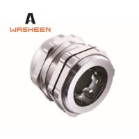 厂家供应华浔不锈钢屏蔽电缆接头WAS-SSGL