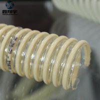 食品级塑料软管 PU塑筋增强软管 耐磨牛筋管