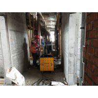 8月5日苏州新型二次构造柱泵厂家合作宝诚建筑爱丽思生活用品新建二期项目