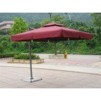 供应侧立伞、户外太阳伞、户外侧立庭院伞、带底座