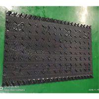 横流塔新型填料800*1200 横流塔专用填料 散热片专业生产 品牌华庆