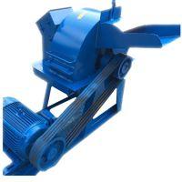 厂家直销木材粉碎木屑机 多功能小型圆木粉碎机 木材加工锯末机