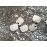 G2圆形小尺寸RFID抗金属电子标签UHF无源射频稀土陶瓷840~960MHz