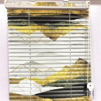个性百叶窗万能印花机 3D蜂巢帘数码印花机 5D蜂窝帘平板印花机