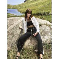 广州女装折扣欧丝蒂雅文品牌货源库存服装三标齐全厂家直批多种款式多种风格