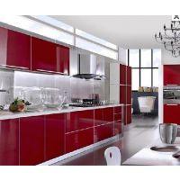 专业生产不锈钢整体橱柜 欧式橱柜定制 304不锈钢台面 厨房橱柜